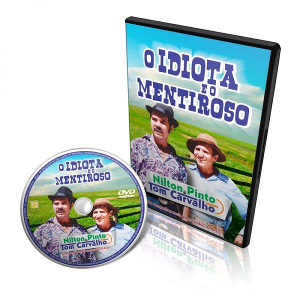 DVD - O Idiota e o Mentiroso